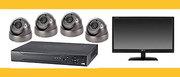 Системы видеонаблюдения и контроля доступом.