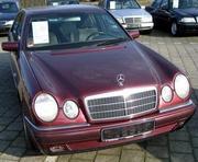 Продажа или обмен автомобиля Мерседес,  модель-Е210 1997г